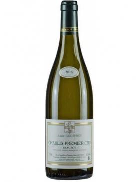 Domaine Alain Geoffroy - Chablis Premier Cru Beauroy - 2017 - Vin Chablis