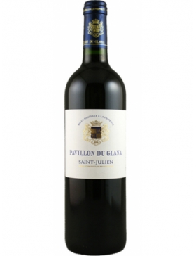 Pavillon du Glana - 2017 - Vin Saint-Julien
