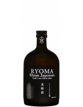 Ryoma Japanese Rum 7 Ans - Spiritueux Rhum du Monde