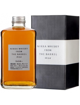 Nikka From The Barrel Whisky 51°4