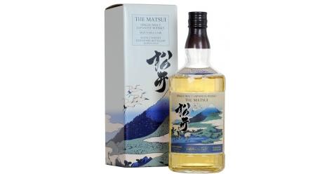 The Matsui Single Malt Mizunara Cask