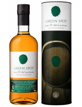 Green Spot Single Pot Still 40° - Spiritueux Irlande