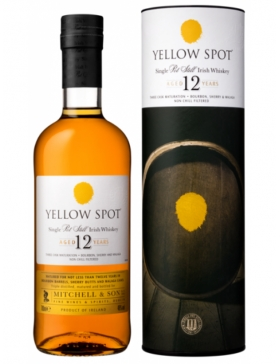 Yellow Spot Single Pot Still 12 Years 46° - Spiritueux Irlande
