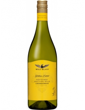 Wolf Blass Yellow Label Chardonnay - 2017 - Vin Australie
