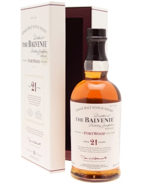 The Balvenie Port Wood 21 Ans - Spiritueux Ecosse / Speyside