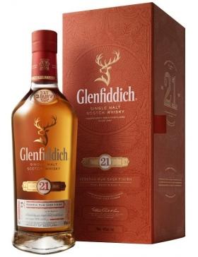 Glenfiddich Reserva 21 Ans - Spiritueux Ecosse / Speyside