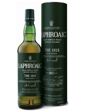 Laphroaig The 1815 Edition 48° - Spiritueux Ecosse / Islay