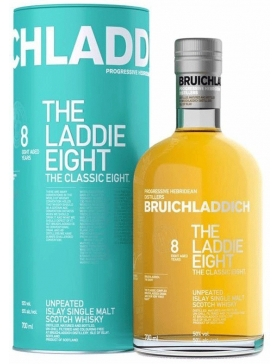 Bruichladdich Laddie 8 - Spiritueux Ecosse / Islay