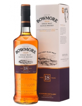 Bowmore 18 Ans - Spiritueux Ecosse / Islay
