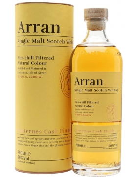 The Arran Sauternes Cask Finish - Spiritueux Ecosse / Islands