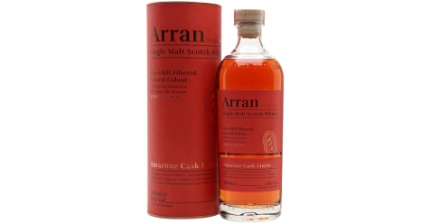 The Arran Amarone Cask Finish 12 Ans