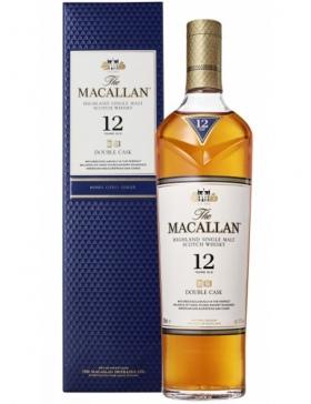The Macallan 12 Ans Double Cask