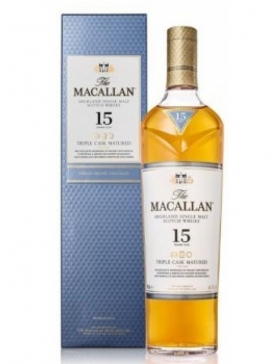The Macallan 15 Ans Triple Cask - Spiritueux Ecosse / Speyside