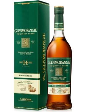 Glenmorangie Quinta Ruban 14 Ans - Spiritueux Ecosse / Highlands