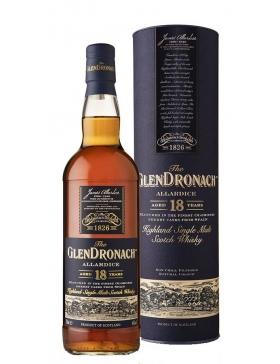 Glendronach 18 Ans Allardice - Spiritueux Ecosse / Highlands