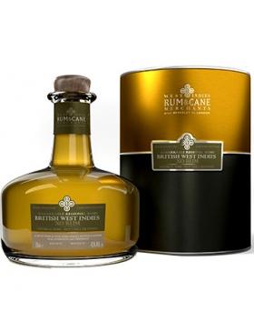 Rum & Cane - British West Indies Xo Rum - Spiritueux Amériques du Sud