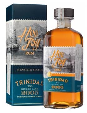 Hee Joy Rum Xo Singnle Cask Trinidad - Spiritueux Caraïbes