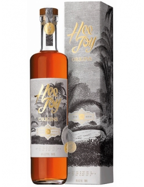Hee Joy Origins Rum - Spiritueux Caraïbes