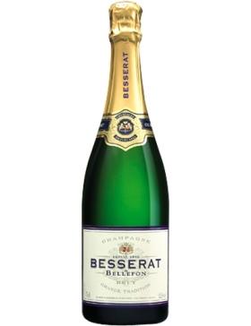 Besserat Brut Grande Tradition Magnum - Champagne AOC Besserat de Bellefon