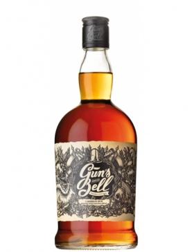 Gun's Bell Spiced Rum - Spiritueux Caraïbes