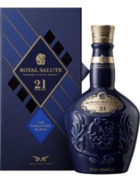 Chivas Royal Salute 21 Ans - Spiritueux Blended Whisky