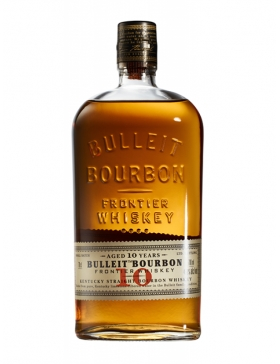 Bulleit Bourbon Whiskey 10 Ans 45.6° - Spiritueux Bourbon Whiskey