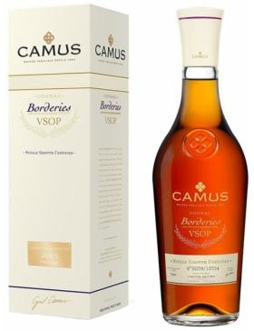 Cognac Camus Vsop Borderies Edition Limitée - Spiritueux Cognac