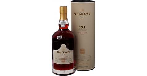 Porto Graham's Tawny 20 Ans