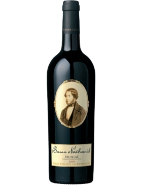 Cuvée Baron Nathaniel - Vin Pauillac