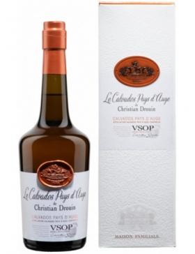 Calvados Christian Drouin Vsop Coeur De Lion - Spiritueux Calvados