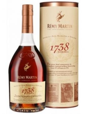 Cognac Rémy Martin Accord Royal 1738 - Spiritueux Cognac