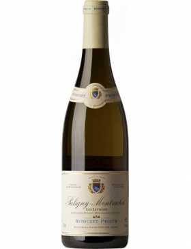 Domaine Bitouzet Prieur - Puligny-Montrachet Les Levrons - 2018 - Vin Côte de Beaune