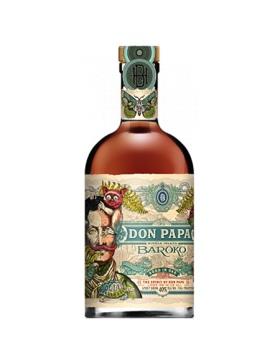 Don Papa Rhum - Baroko - Spiritueux Rhum du Monde