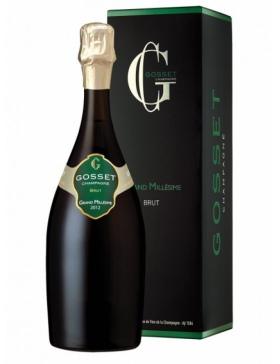 Gosset Grand Millésime - 2012