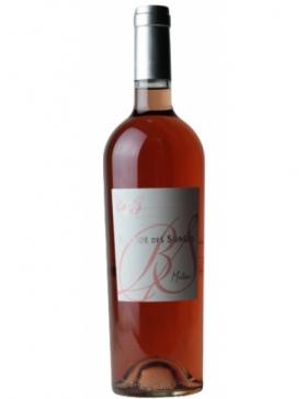 Bastide Des Songes - Malbec - Rosé - 2018 - Vin Pays d'Oc
