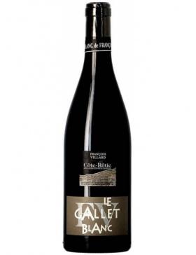 François Villard Côte Rôtie Le Gallet Blanc - Vin Côte-rôtie
