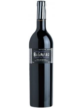 Château les Valentines Bagnard - Rouge - 2014 - Vin Côte de Provence La Londe