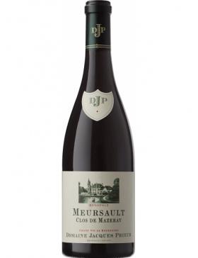 Domaine Jacques Prieur Meursault Clos de Mazeray Appellation Village Monopole - 2018