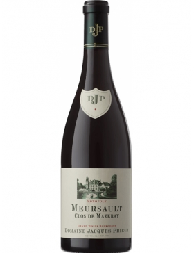 Domaine Jacques Prieur Meursault Clos de Mazeray Appellation Village Monopole - 2017