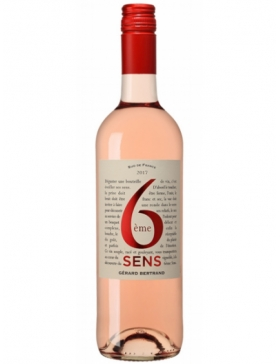 Gérard Bertrand - 6ème Sens - Rosé - 2020 - Vin Pays d'Oc IGP