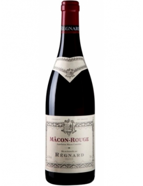 Régnard - Mâcon Rouge - 2018 - Vin Mâcon-Villages
