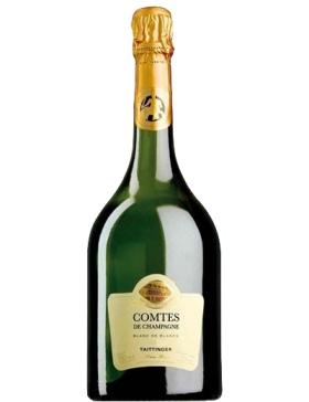 Taittinger Comte de champagne - 2008 - Caisse bois