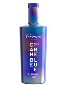 Clément Rhum Agricole Blanc Canne Bleue 50% - Spiritueux Antilles
