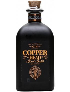 Copperhead Black Batch London Dry Gin - Spiritueux Gin