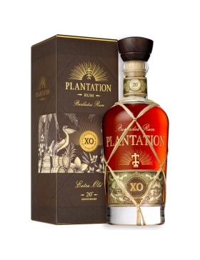 Plantation Rum XO 20th Anniversary - Spiritueux Caraïbes