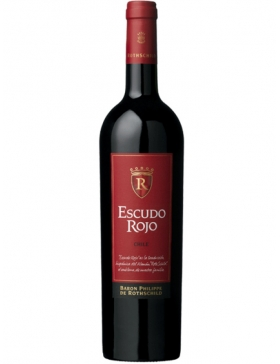 Escudo Rojo - Vin Central Valley