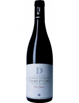 Domaine Desvignes - Givry 1er Cru Clos Charlé - 2018 - Vin Givry
