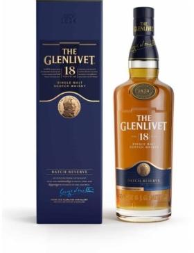 The Glenlivet 18 ans - 43% - Spiritueux Ecosse / Speyside