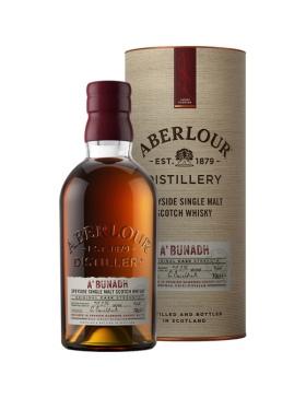 Aberlour A'Bunadh Cask Highland Single Malt - Spiritueux Ecosse / Speyside