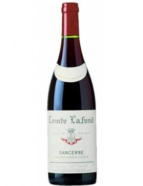 Comte Lafond Sancerre - Rouge - 2017 - Vin Sancerre